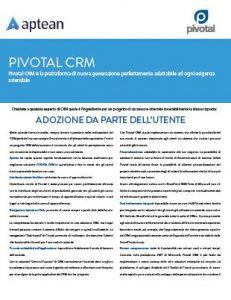 Pivotal CRM