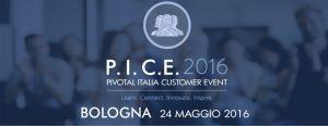 Pivotal Customer Event Bologna