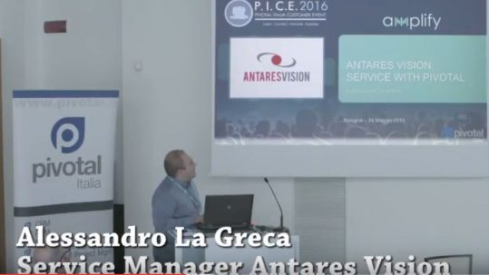 Case Study Antares Vision