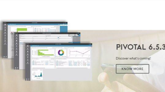 Pivotal UX 6.5.3