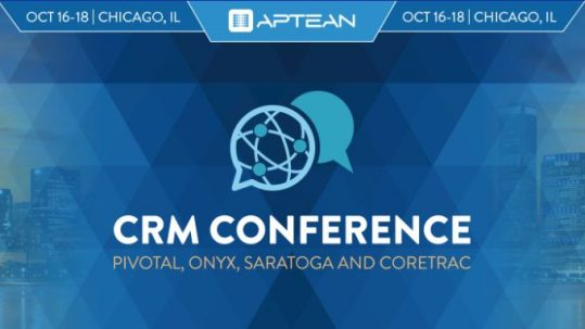 Aptean crm Conference