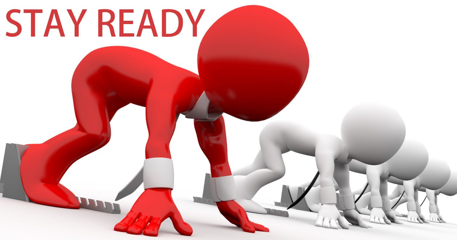 Stay ready with CRM
