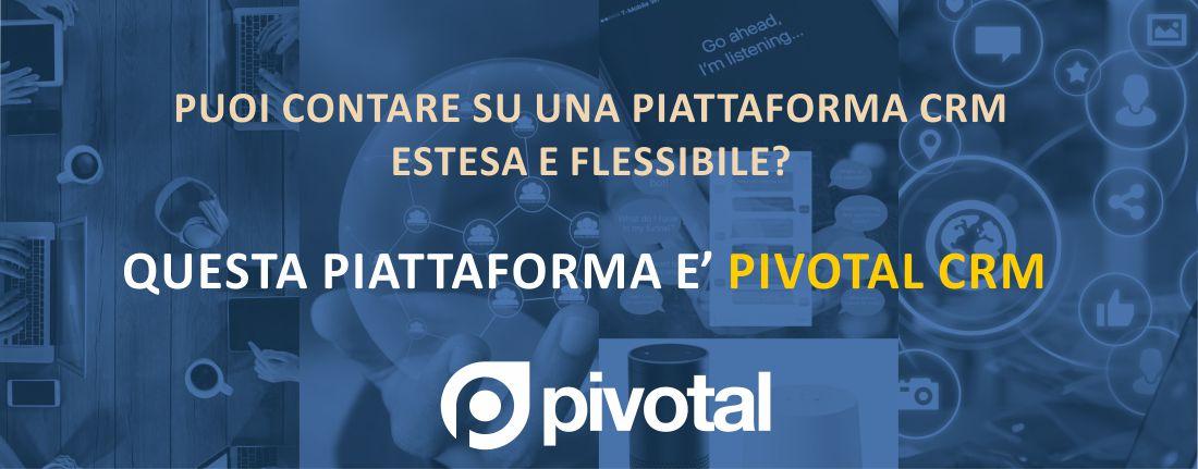 Pivotal Platform