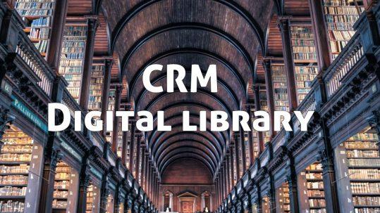 CRM: Digital library