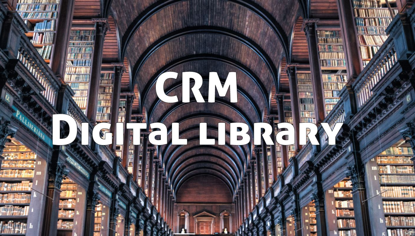 CRM: Digital library