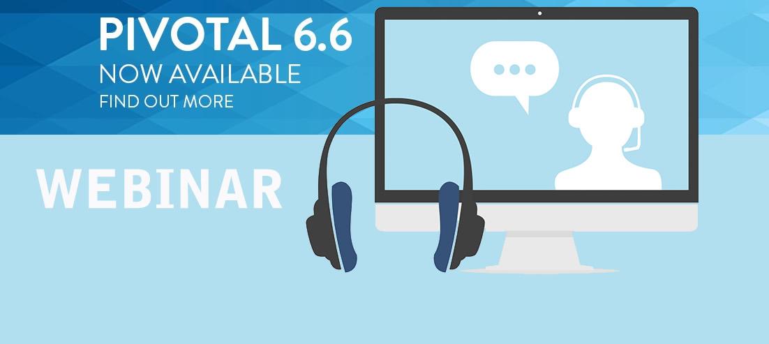 Webinar Pivotal 6.6