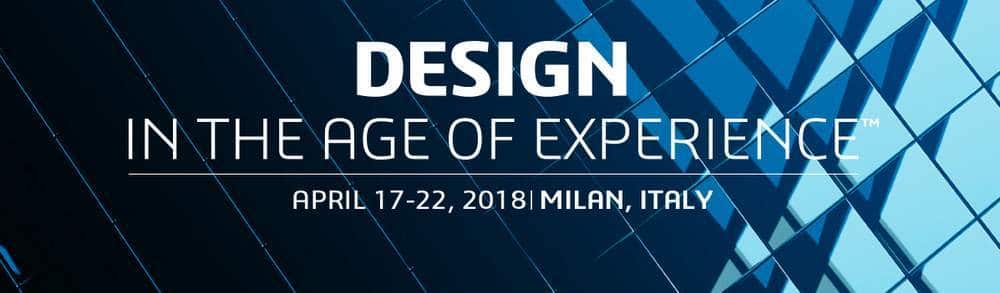 Event: Design in the age of experience
